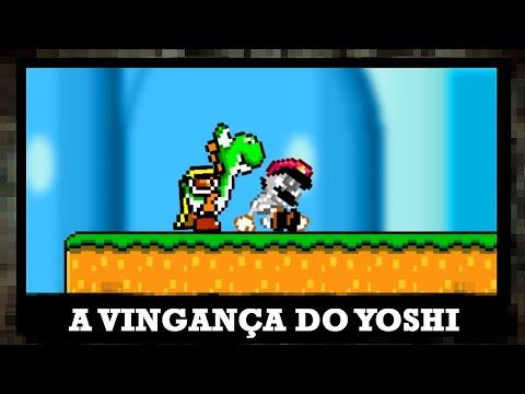 A VINGANÇA DE YOSHI