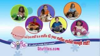 Stuffies®: How Much Stuff Can You Stuff in Your Stuffie™?