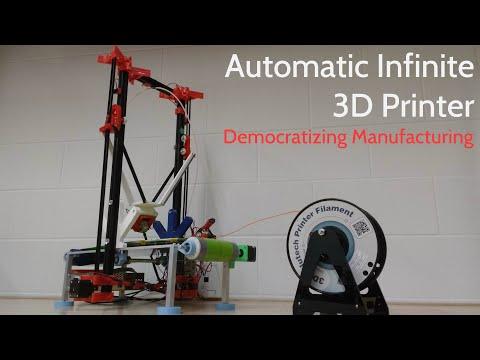 Automation of automation: The Purpose of the Autonomous 3D Printer Project
