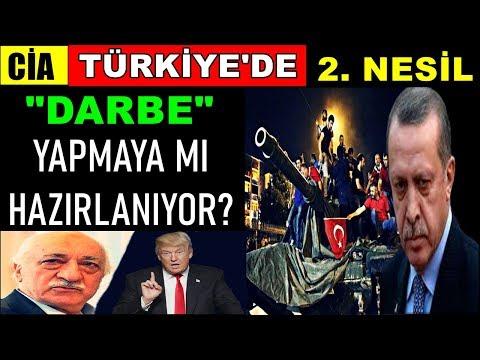 """CİA Türkiye'de 2. Nesil DARBE Mi Planlıyor? Gerçekten """"D.A.R.B.E.""""olacak Mı?"""