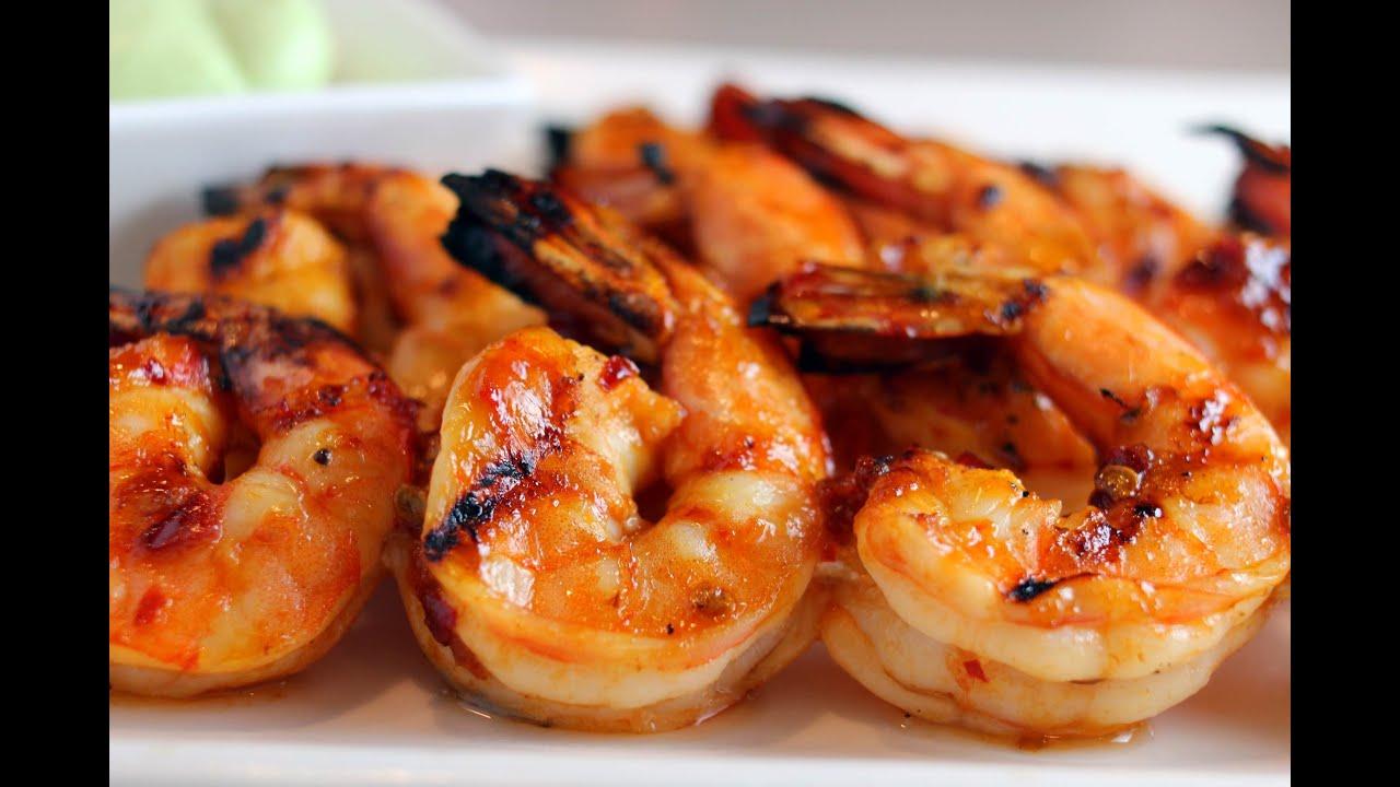 طريقة روعه لعمل جمبري مشوي في الفرن- oven bag roasted shrimp - YouTube