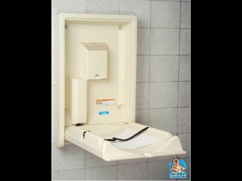 Baby Changing Station (Vertical)
