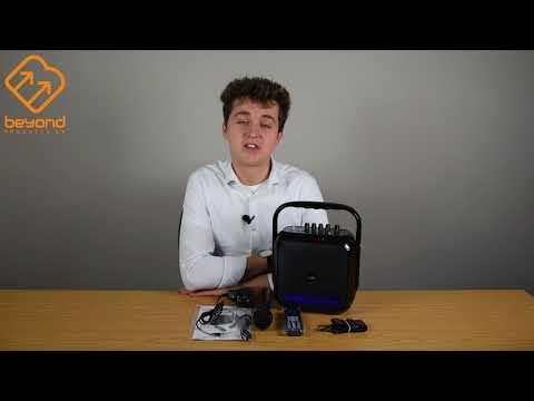 Caliber Karaoke Machine - HPG516BTL