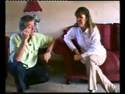 VIDEO TONY BLACKBURN AT HOME