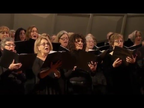 ST. HELENA CHORAL SOCIETY'S CHAMBER WINTER CONCERT - 2015