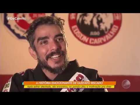 ESPECIAL GUSTAVO RISCADO TV BAHIA