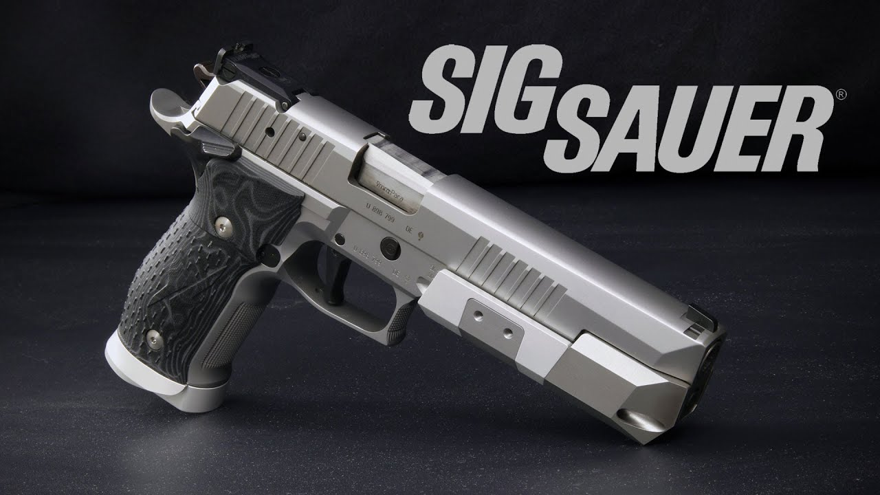 Review Sig Sauer X6 X5 Supermatch
