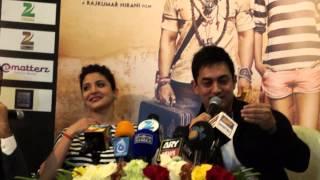 Aamir Khan on learning Bhojpuri in PK