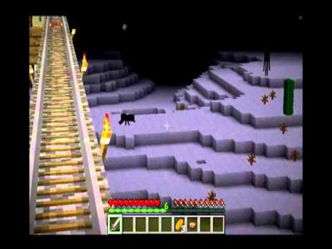 Minecraft - Охота на Эндермена, Демо-выпуск