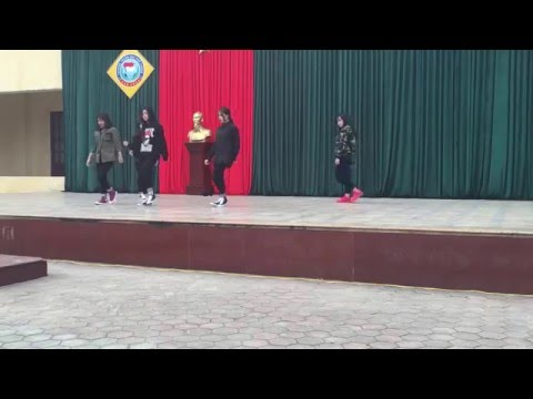 [Step Up Crew] Dance Mash up Like a G6 - Boom Boom Pow - Worth It (MayJ Lee choreo) Dance cover