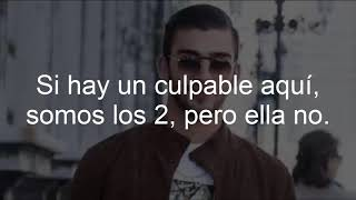 Culpables - MTZ Manuel Turizo- letra
