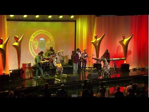 east-journey-and-yothu-yindi-g'day-usa-aacta-awards,-hollywood