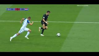 Iceland vs Croatia 2018 FIFA World Cup Russia Match 40
