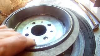 ОСТОРОЖНО новые кривые барабаны при покупке  на ваз 2109