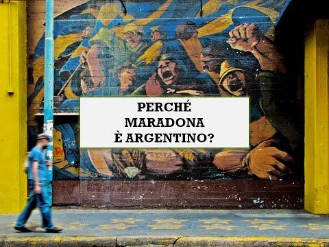 PERCHÉ MARADONA É ARGENTINO?