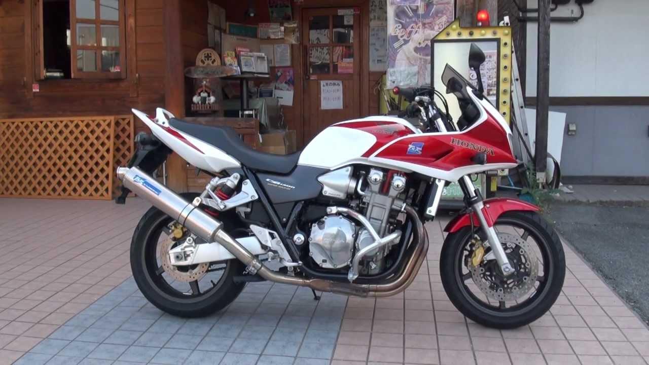Honda cb 1300 разбор #9
