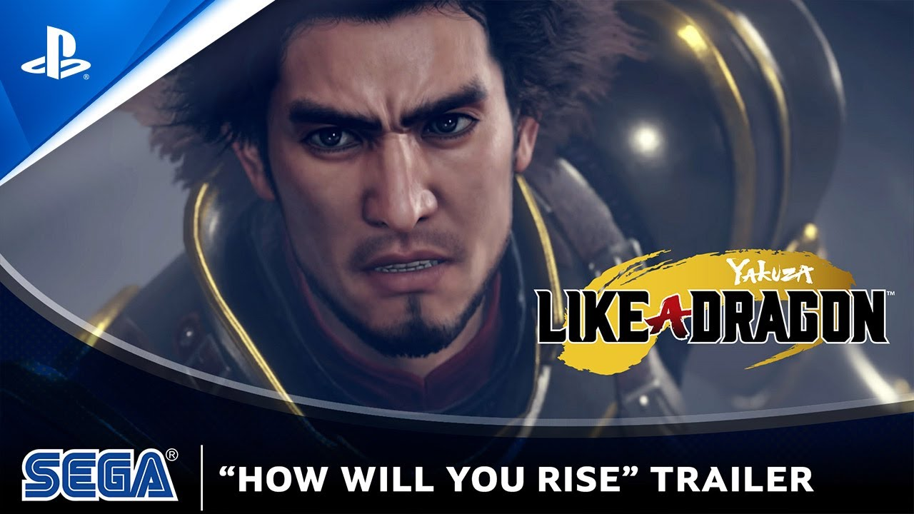 Yakuza: Tráiler de Like a Dragon