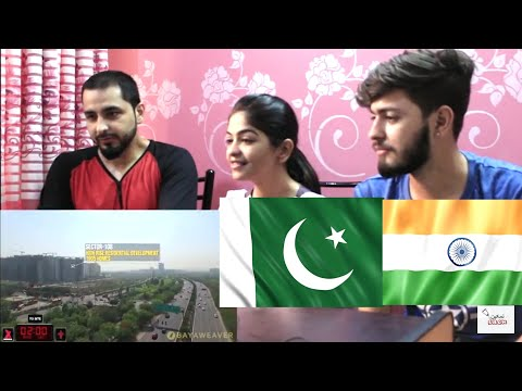 PAKISTAN REACTION | Noida and Greater Noida city INDIA | 2018