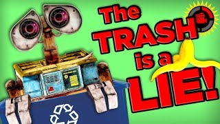 Film Theory: Wall-E's SECRET Villain (Disney Pixar's Wall-E) thumbnail