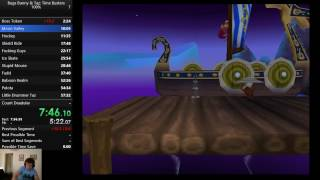 Bugs bunny and Taz Time busters 100% WR (2:44:17)