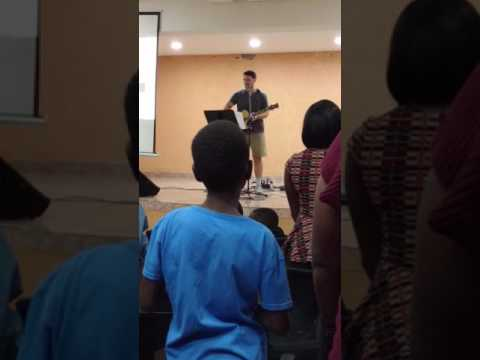 You're Beautiful by Phil Wickham (Loop Pedal Worship Cover)