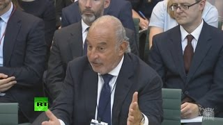 """""""I wasn't involved in BHS pension fund"""" - Sir Philip Green"""