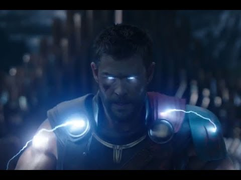 Thor Ragnarok Soundtrack-Led Zeppelin Immigrant Song Remix