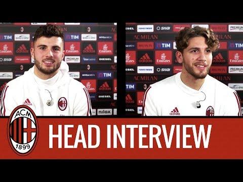 Cutrone vs Locatelli: the head to head interview