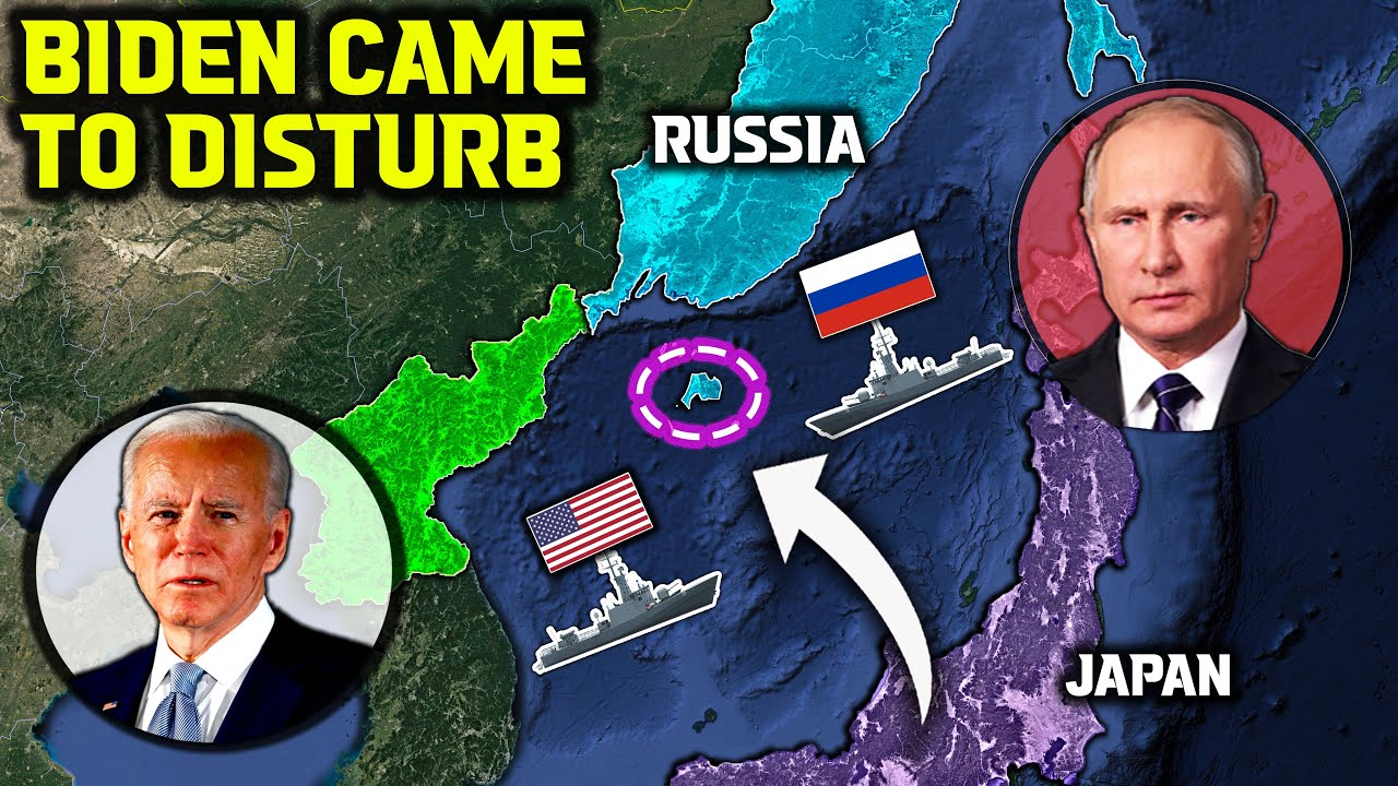 Download Russia Intercepted American Warship in the Sea of Japan