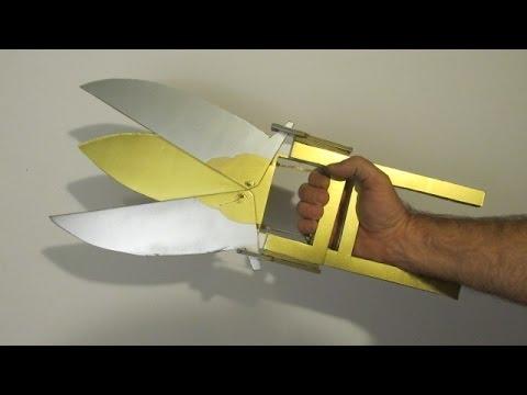 Make an Indian Katar Assassin Dagger