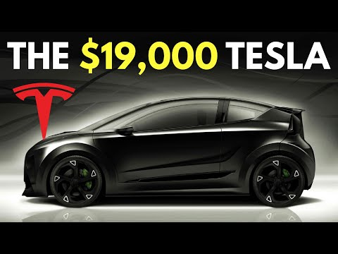 New Tesla Model 2 = Game OVER for Gas