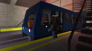 Subway Simulator (Metro Roblox) - AquaPark