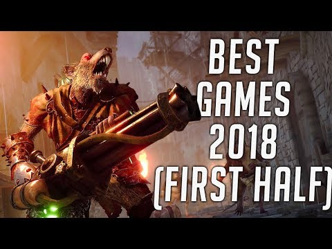 20 Best Games of 2018 (First Half)