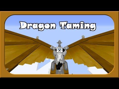 Ice And Fire Dragon Mod: Dragon Taming