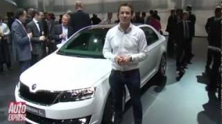 Skoda MissionL Concept Car Videos