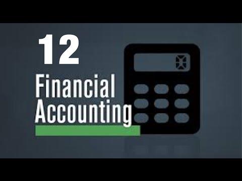 الدرس 12: الطريقة الثانية للاستهلاك (وحدة المنتجه) المحاسبة المالية-unit of production