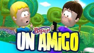 """Biper y Sus Amigos - Un Amigo """"Estreno"""" [4K] Video"""
