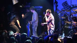 As Blood Runs Black Live At PlanB Moscow 01 04 2012