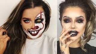 Amazing And Easy Halloween Makeup Tutorials Compilation 2018 - MUST SEE | part-4