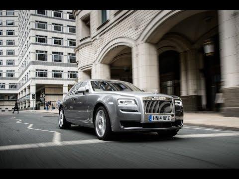 Luxury Life Series: Rolls Royce GHOST