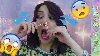 видео Удаление волос в носу