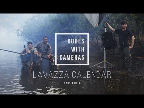 Dudes with Cameras: Lavazza Calendar - Part 1 of 4