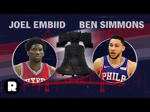 NBA Relationship Goals: Joel Embiid and Ben Simmons | The Ringer