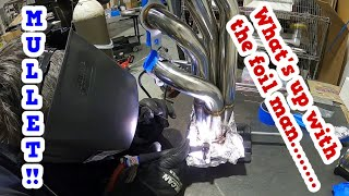 Mullet El Camino Build Episode 7 Rear End Assembly, Shifter, and YouTube 100k Subs Plaque!!!!!