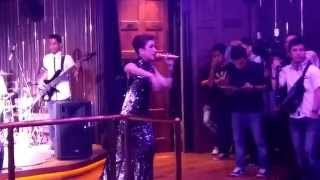 Melly Mono - Dreamlover (Mariah Carey Cover) at A Night to Infinity: A Tribute to Mariah Carey