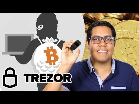Protege de HACKERS tus Bitcoins y Monedas digitales con Trezor