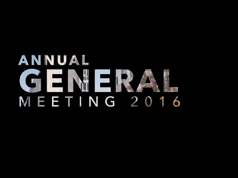 Quadrivio: Annual General Meeting 2016 - Il Video