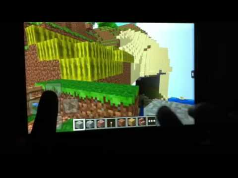 Minecraft Pocket Edition Hacks 4 Kindle Fire HD - YouTube