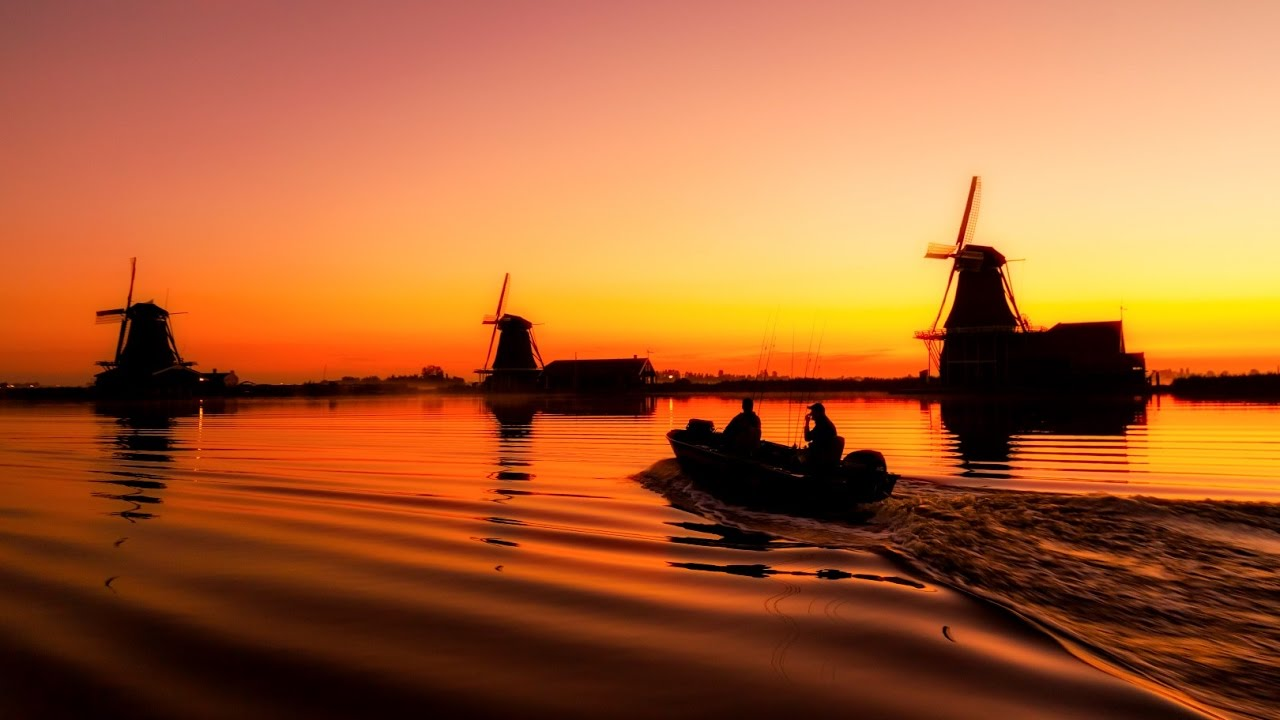 Fishing in Holland - Niederlande Anglerland