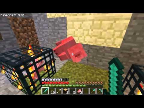 minecraft .uix.cc [1.0.0 server] - Piggy Spawner